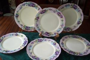 Limoges Handpainted Dinnerware & Sets