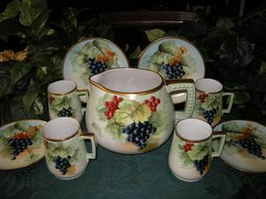 Limoges Pitchers & Tankards