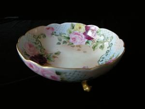 Limoges Punch Bowls & Decorative Bowls