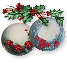 Holiday & Sesonal Limoges Porcelain