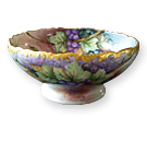 Limoges Porcelain Punch Bowls & Decorative Bowls